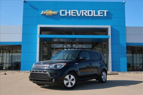 2016 Kia Soul for sale at Lipscomb Auto Center in Bowie TX