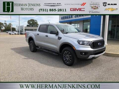 2020 Ford Ranger for sale at Herman Jenkins Used Cars in Union City TN