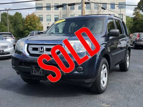 2010 Honda Pilot for sale at All Star Auto  Cycle in Marlborough MA