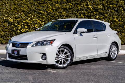 2013 Lexus CT 200h for sale at Southern Auto Finance in Bellflower CA