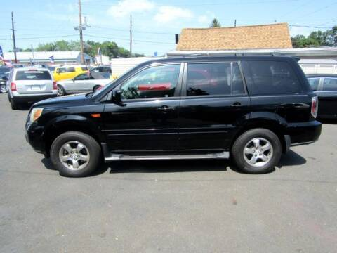 2007 Honda Pilot for sale at American Auto Group Now in Maple Shade NJ