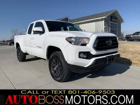 2020 Toyota Tacoma for sale at Auto Boss in Woodscross UT