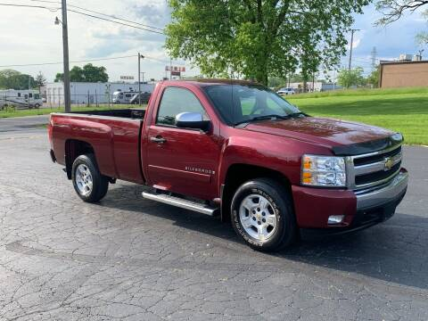 2008 Chevrolet Silverado 1500 for sale at Dittmar Auto Dealer LLC in Dayton OH