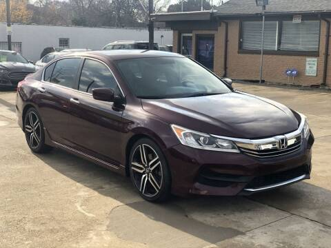 2016 Honda Accord for sale at Safeen Motors in Garland TX
