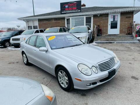 2005 Mercedes-Benz E-Class for sale at I57 Group Auto Sales in Country Club Hills IL