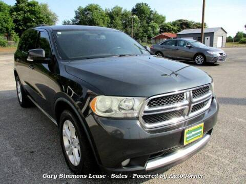 2011 Dodge Durango for sale at Gary Simmons Lease - Sales in Mckenzie TN