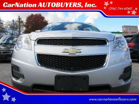 2011 Chevrolet Equinox for sale at CarNation AUTOBUYERS, Inc. in Rockville Centre NY