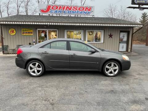 2006 Pontiac G6 for sale at Johnson Car Company llc in Crown Point IN