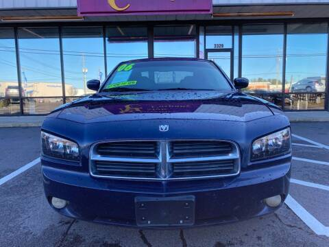 2006 Dodge Charger for sale at Greenville Motor Company in Greenville NC