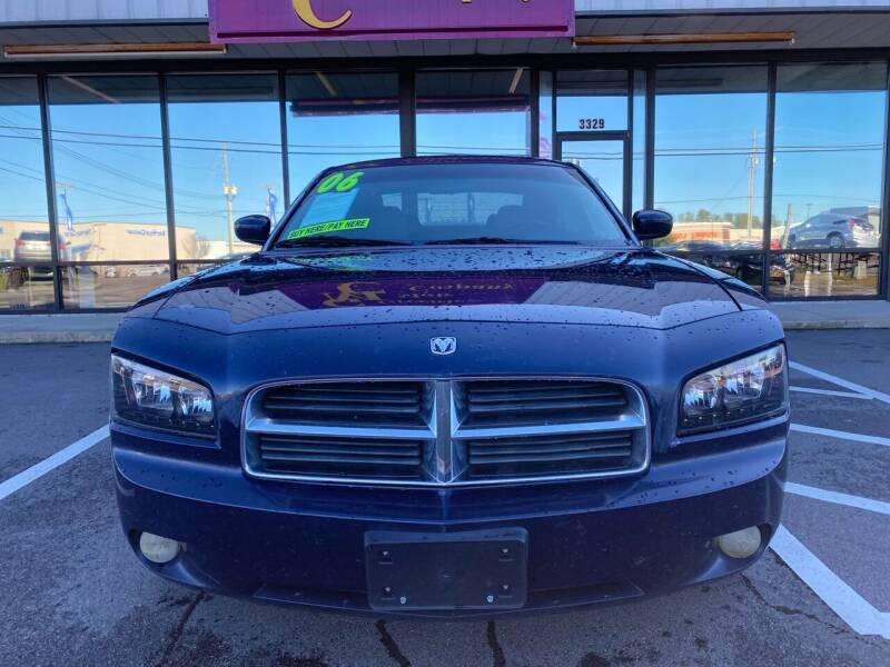 2006 Dodge Charger for sale at East Carolina Auto Exchange in Greenville NC