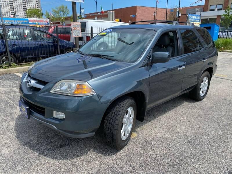 2006 Acura MDX for sale at 5 Stars Auto Service and Sales in Chicago IL