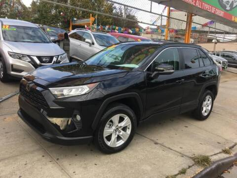2020 Toyota RAV4 for sale at Sylhet Motors in Jamacia NY