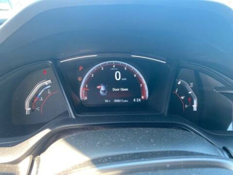 2020 Honda Civic for sale at COYLE GM - COYLE NISSAN - New Inventory in Clarksville IN