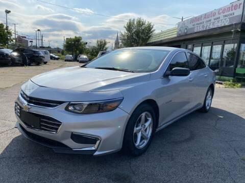 2017 Chevrolet Malibu for sale at Joliet Auto Center in Joliet IL
