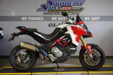 2018 Ducati Multistrada 1260 S Pikes Peak for sale at Southeast Sales Powersports in Milwaukee WI