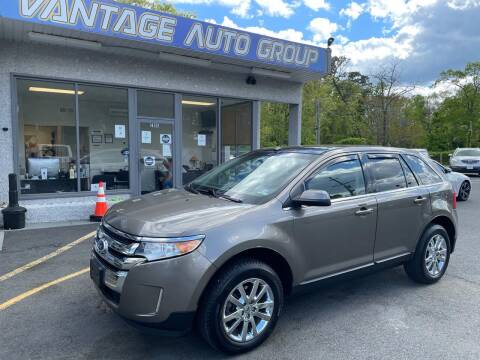 2012 Ford Edge for sale at Vantage Auto Group in Brick NJ