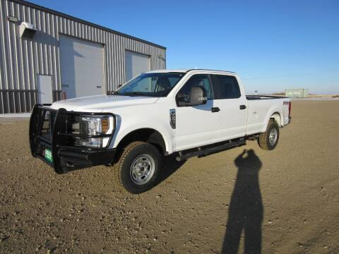 2019 Ford F-250 Super Duty for sale at Nore's Auto & Trailer Sales - Vehicles in Kenmare ND