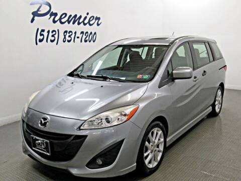 2012 Mazda MAZDA5 for sale at Premier Automotive Group in Milford OH