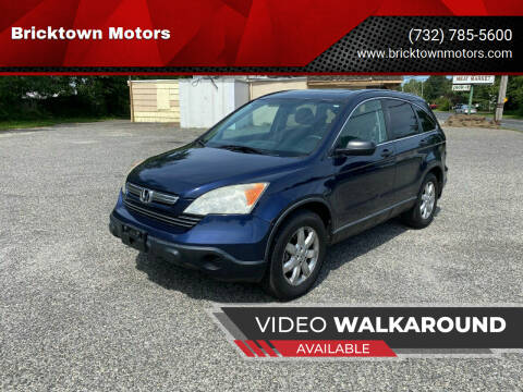 2009 Honda CR-V for sale at Bricktown Motors in Brick NJ