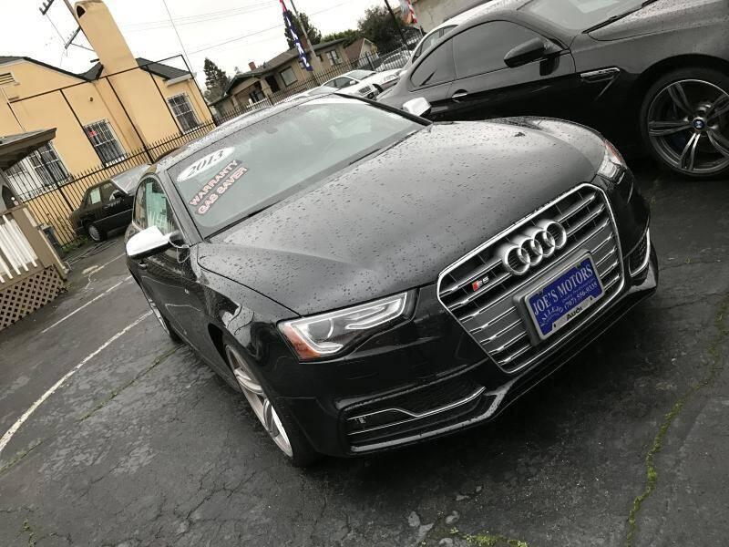 2013 Audi S5 for sale in Vallejo, CA