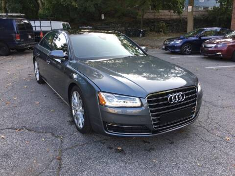 2015 Audi A8 L for sale at EBN Auto Sales in Lowell MA
