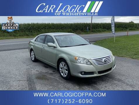 2008 Toyota Avalon for sale at Car Logic in Wrightsville PA