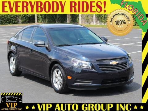 2013 Chevrolet Cruze for sale at VIP Auto Group in Clearwater FL