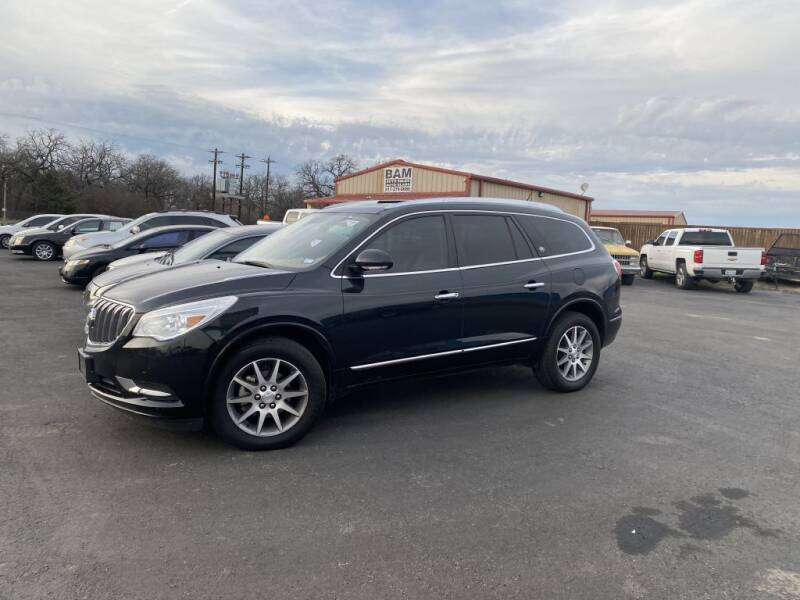 2015 Buick Enclave for sale at Bam Auto Sales in Azle TX
