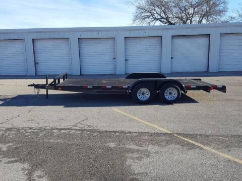 2020 CEN TEX Car Hauler for sale at Longhorn Motors in Belton TX