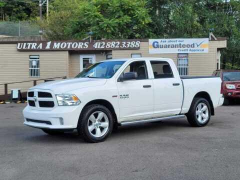 2013 RAM Ram Pickup 1500 for sale at Ultra 1 Motors in Pittsburgh PA