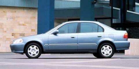 1999 Honda Civic for sale at HILAND TOYOTA in Moline IL