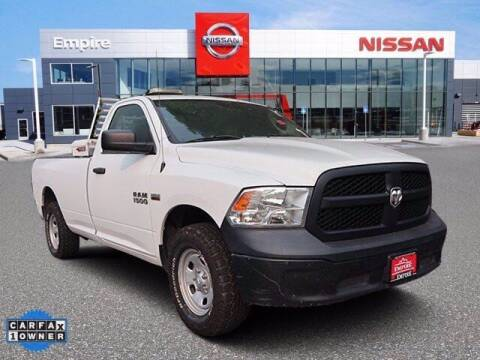 2016 RAM Ram Pickup 1500 for sale at EMPIRE LAKEWOOD NISSAN in Lakewood CO