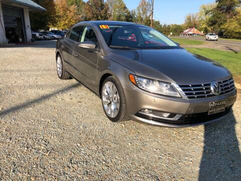 2013 Volkswagen CC for sale at Pay-Less Auto Center in Roxboro NC