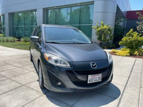 2012 Mazda MAZDA5 for sale at Top Motors in San Jose CA