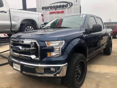 2017 Ford F-150 for sale at Eurospeed International in San Antonio TX