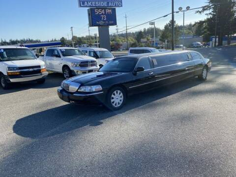 2005 Lincoln Town Car for sale at Lakeside Auto in Lynnwood WA