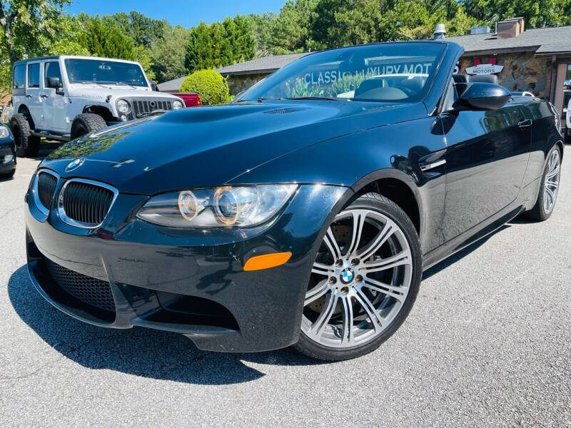 2010 BMW M3 for sale at Classic Luxury Motors in Buford GA