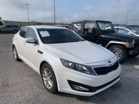 2012 Kia Optima for sale at Allen Turner Hyundai in Pensacola FL