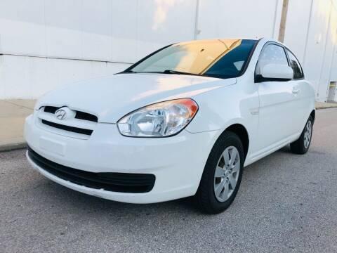 2011 Hyundai Accent for sale at WALDO MOTORS in Kansas City MO