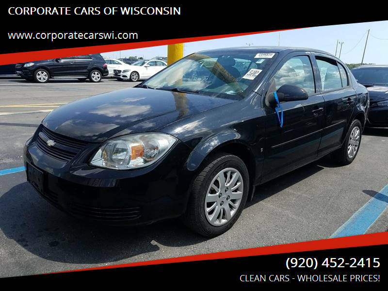 2009 Chevrolet Cobalt for sale at CORPORATE CARS OF WISCONSIN - DAVES AUTO SALES OF SHEBOYGAN in Sheboygan WI