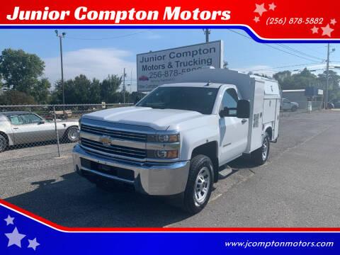 2015 Chevrolet Silverado 3500HD for sale at Junior Compton Motors in Albertville AL