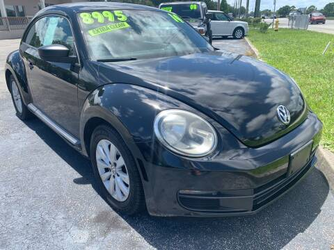 2014 Volkswagen Beetle for sale at The Car Connection Inc. in Palm Bay FL