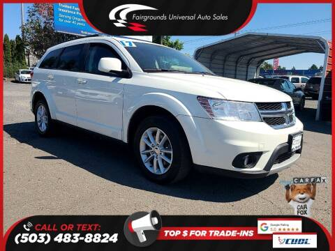 2017 Dodge Journey for sale at Universal Auto Sales in Salem OR