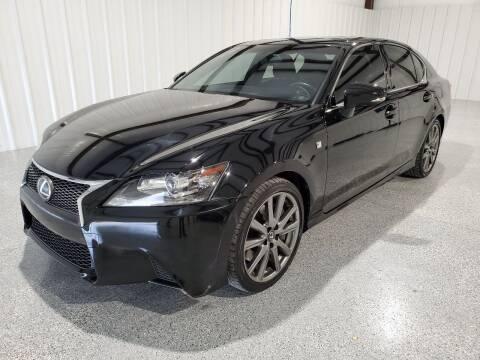 2015 Lexus GS 350 for sale at Hatcher's Auto Sales, LLC in Campbellsville KY