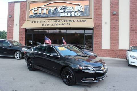 2018 Chevrolet Impala for sale at CITY CAR AUTO INC in Nashville TN