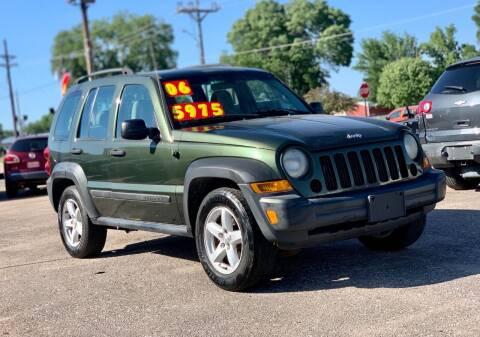 2006 Jeep Liberty for sale at SOLOMA AUTO SALES in Grand Island NE