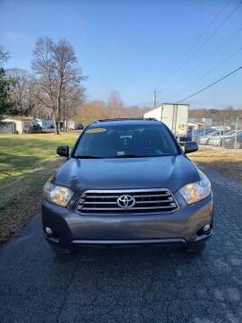 2009 Toyota Highlander for sale at Speed Auto Mall in Greensboro NC