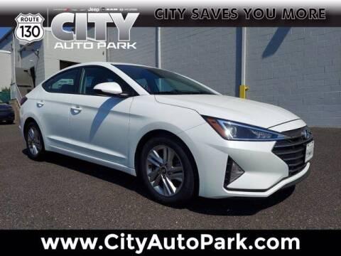2019 Hyundai Elantra for sale at City Auto Park in Burlington NJ