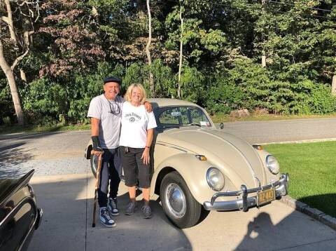 1963 Volkswagen Beetle for sale at Island Motor Cars in Nesconset NY