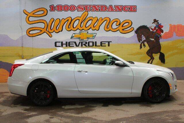 2018 Cadillac ATS for sale at Sundance Chevrolet in Grand Ledge MI